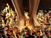Walking-on-fire